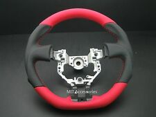 SCION FR-S SUBARU BRZ Toyota GT86 FT 86 sport steering wheel genuine leather