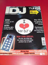 iDJ MAGAZINE NEW YORK SPECIAL May 2001