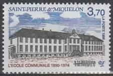 Saint Pierre et Miquelon postfris 1994 MNH 684 - Obenbare Gebouwen