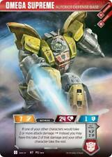 Omega Supreme (Transformers TCG) Rise of the Combiners Titan Lootcrate Promo