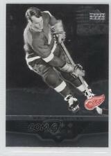 2005-06 Upper Deck Black Diamond Gordie Howe #185 HOF