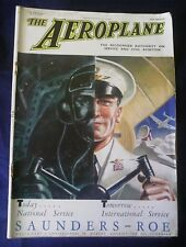 WWII Magazine THE AEROPLANE July 9, 1944.