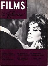 Films In Review March 1968 Robert Preston Anita Stewart Dr. Faustus Poor Cow