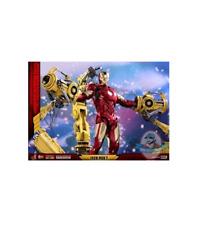 1/6 Movie Masterpiece Suit Up Gantry Iron Man Mark IV Hot Toys 903100