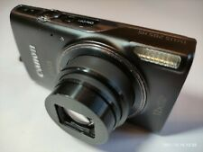 Canon IXUS 285 HS 20,2MP Kompaktkamera - Schwarz