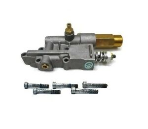 Pressure Washer Pump COMPLETE OUTLET MANIFOLD 308653052, 309515003, 308418003