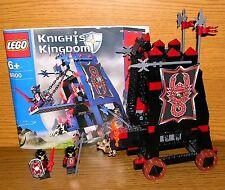 LEGO 8800 Knights' Kingdom Vladeks schwarzer Angriffsturm