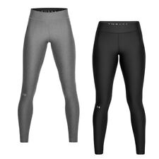 Under Armour Heatgear Armour Compression Women Damen Leggings Hose 1309631-019