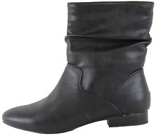 New Wonder Comfort Womens Comfort Boot in Black Colour Size  8