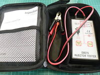 EFI Petrol Fuel Injector Tester 12v system Diagnose problems Inc Store Case 3422