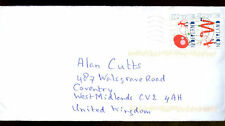 Netherlands 2009 Airmail Cover To UK #C1387