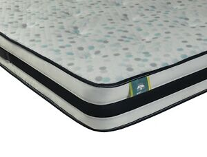 ***LIMITED TIME OFFER, 2021 COLLECTION*** ZEUS COOL BLUE POCKET MEMORY MATTRESS