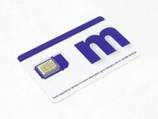 Metro by T-Mobile Sim Card 3 In 1 Triple Cut Nano Micro