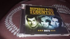 Time life superstars of country duets cd