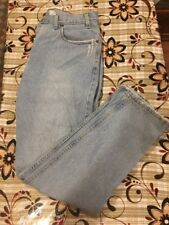 Pre-Owned VINTAGE Levis 505  Regular Fit Straight Leg Made in USA Size 38x32