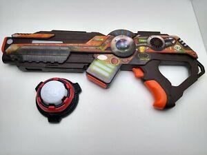 WowWee Light Strike XR Series Laser Gun and Target