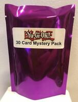 yugioh cards 30 card random  Pack  +++ includes 3 FIRST EDITION cards! FREE SHIP