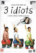 3 Idiots Hindi DVD Stg: Aamir Khan, Kareena Kapoor, Madhavan (Indian) Film