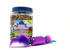Blue Buffalo Kitty Cravings Crunchy Cat Treats & Cat Toy
