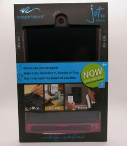 Jot Boogie Board Reusable Writing Tablet With 8.5 LCD Screen - PINK