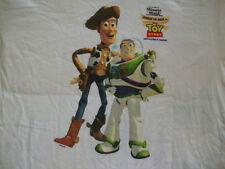 Vintage Walt Disney TOY STORY Movie Promo Minute Maid 90's RARE T shirt L