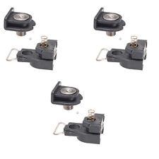Delkim D-Lok Quick Release Complete Shoe & Foot Lock System X3 - DP070