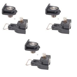Delkim D Lok Quick Release Complete Shoe & Foot Lock System x3 - DP070 NEW Carp