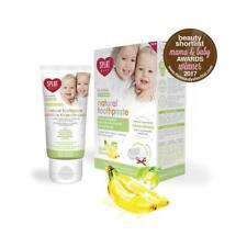 💚 Splat Natural Baby 0-3 Apple Banana Toothpaste 40ml