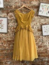 New listing 1940/50s Velvet Dress