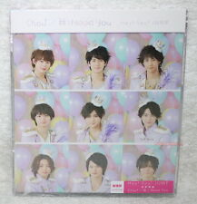Hey! Say! JUMP Chau O I Need You 2015 Taiwan CD -Normal Edition-