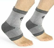 Bamboo Charcoal Ankle Compressions Arthritis Sprains Pain Reliefs Sports Support