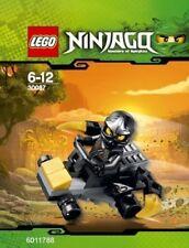 LEGO Ninjago: Cole ZX's Car Polybag Set 30087 (Bagged)