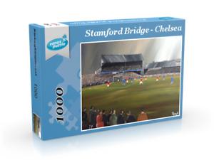 Chelsea v Dynamo Moscow at Stamford Bridge 1945  - 1000 piece Jigsaw