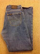 Para Hombres Jeans Lee W34 L31 Brooklyn. Buenas Cond.