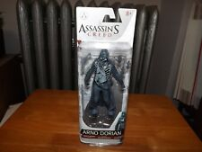"ASSASSIN'S CREED, EAGLE VISION OUTFIT ARNO DORIAN 6"" FIGURE W/WEAPONS, NIP, 2015"