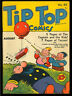 Tip Top Comics #40 Nice Early Golden Age Tarzan United Features 1939 VG+