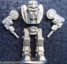 1987 Battletech 20-604 Man O War Gargoyle Battlemech Ral Partha FASA Omni Mech