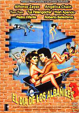 EL DIA DE LOS ALBANILES 3 (1987) DVD DRAMA ALFONSO ZAYAS