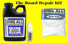 Ding All Polyester Sanding Resin Hardener Q Cell Filler Repair Surfboard Qcell
