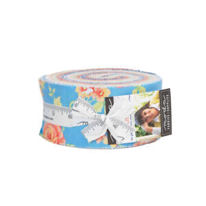 Moda Fabric Jelly Roll - Catalina by Fig Street and Co
