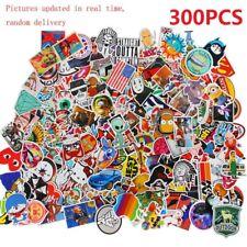 300 Stk. Aufkleber im Set Stickerbomb Tuning Autoaufkleber Style Decals Stickers