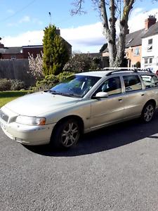 Volvo V70 D5 2005 spares or repair