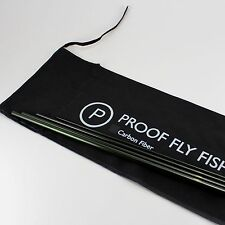 Proof Fly Fishing Graphite fly rod blank (10' 4wt. 4pc. Czech nymph rod) w/sock