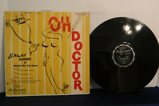 Oh Doctor, Bawdy Classics Of Medical Wit & Humor,Champagne Records CR 306 Comedy