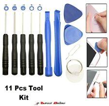 11 pcs Repair Opening Tool Kit Screwdriver Set for Mobile iPhone 5C 5 5S SE 6 6S