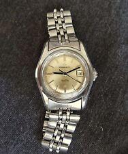 Ancienne montre ETERNA KONTIKI automatic lady + bracelet acier fonctionne