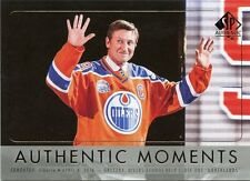 16/17 SP AUTHENTIC MOMENTS #115 WAYNE GRETZKY OILERS *34149