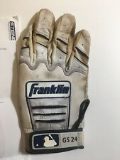 Yankees Game Used Baseball Gary Sanchez Batting Glove Steiner Authentic Auto
