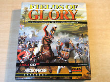 Amiga CD32 - Fields Of Glory by Microprose / German Issue