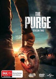 The Purge - Season 2 DVD